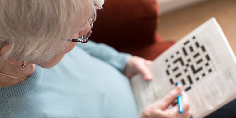 """Gibt es ein """"Rezept"""" zur Demenz-Prävention?"""