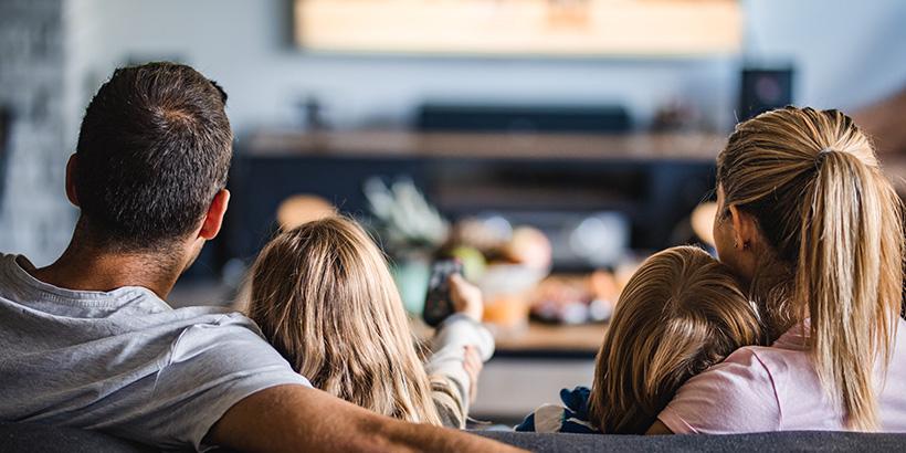 Zu viel Fernsehen kann die Entstehung von Demenzen begünstigen