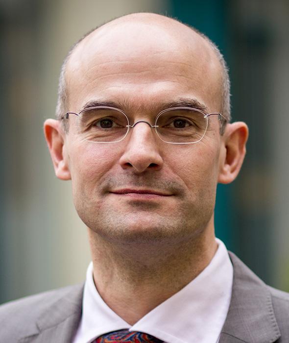 Prof. Dr. med. Georg Gahn