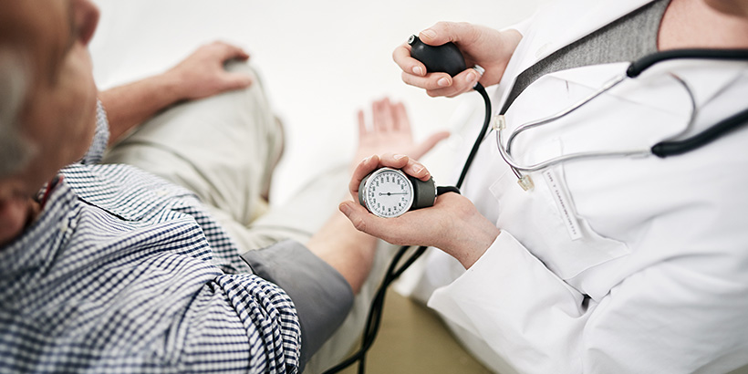 Blutdrucksenker helfen gegen Demenz