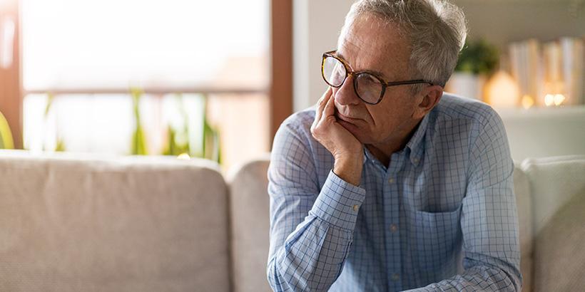 Depression und Angsterkrankungen sind häufig bei M. Parkinson