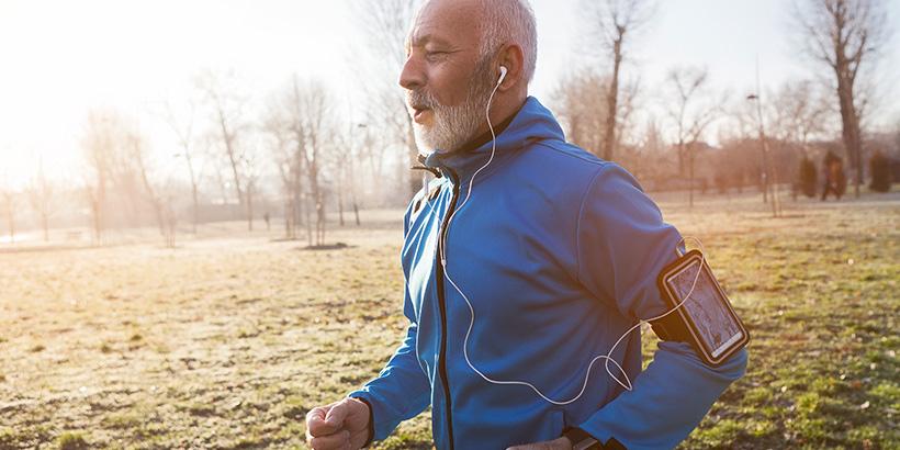 Dem Kopfschmerz davonlaufen: Ausdauersport hilft gegen Migräne
