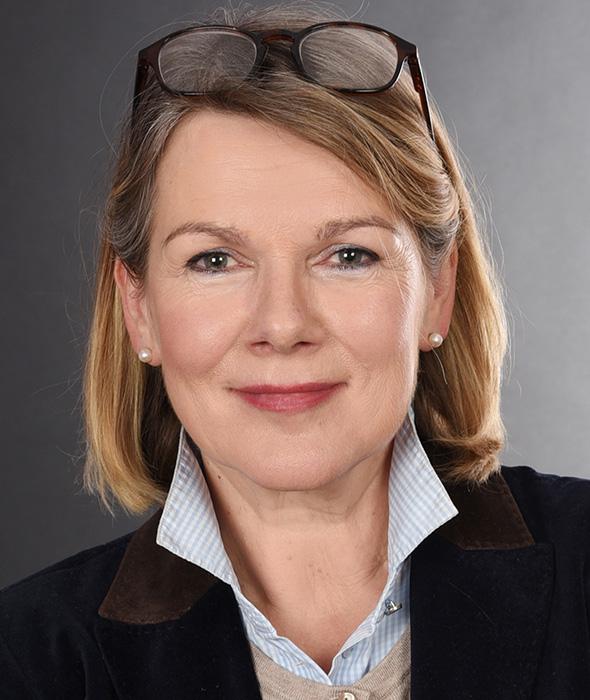 Dr. rer. hum. biol. Bettina Schubert