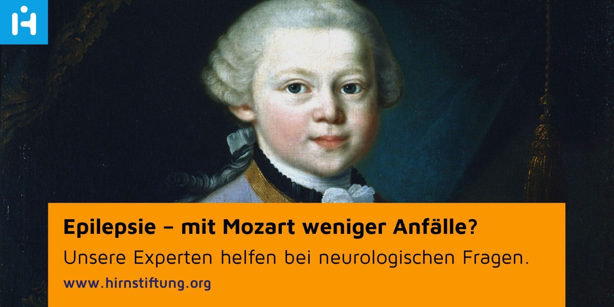 """Der """"Mozart-Effekt"""" bei Epilepsie"""