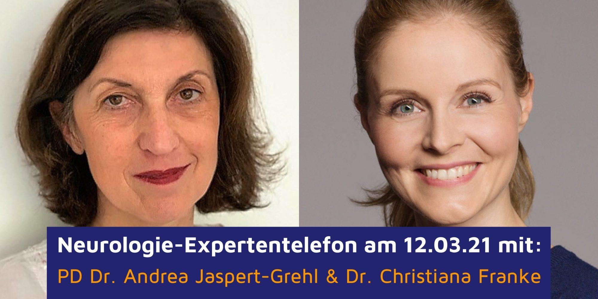 Expertentelefon 12. März: Haben Sie Fragen zu neurologischen Erkrankungen?