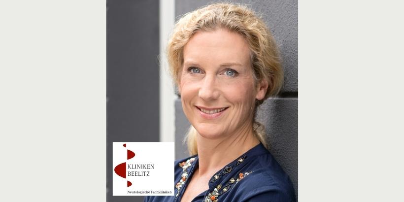 Wir begrüßen Dr. Anna Gorsler und die Neurologische Rehabilitationsklinik Beelitz-Heilstätten
