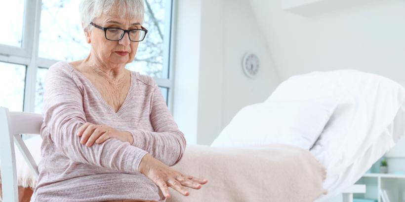 Armlähmung: Motorische Rehabilitation der oberen Extremität